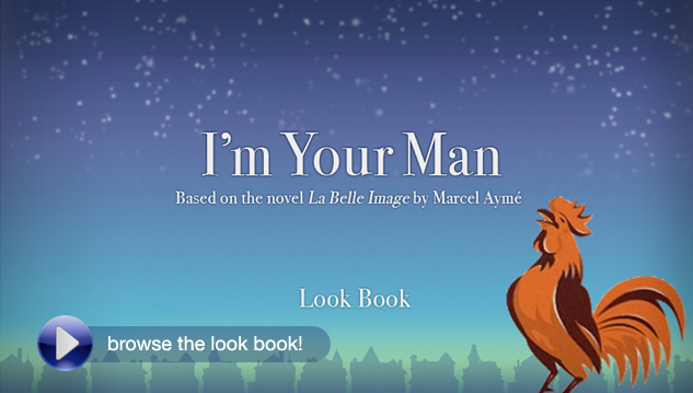 Browse the I'm Your Man movie look book and get inspired!