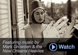 Featuring music from New Orleans based Mark Growden and the Heavies' latest CD